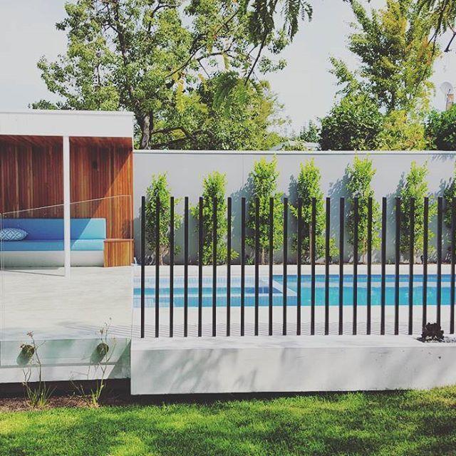 Bildresultat för designer poolstaket ELLER stängsel |  Stängsel med pool.