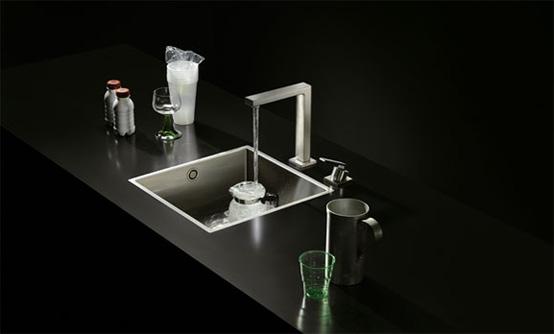 Dornbracht Water Zone - Kompletta vattensatser och paket.