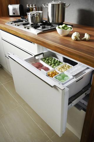 Divide & Cool modulära kylsystem för modernt kök