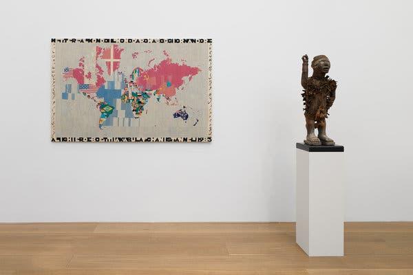 New York Galleries: Vad du kan se just nu - New York Tim