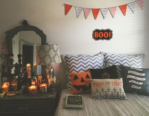 22 coola Halloween-sovrumsidéer för att göra din dag