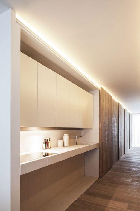 Loft MM av CT Architects utformat som ett tillgängligt hem för en.