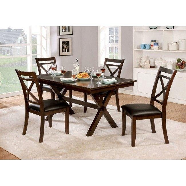 Jolie Dining Room Set av Furniture of America    MöblerPi