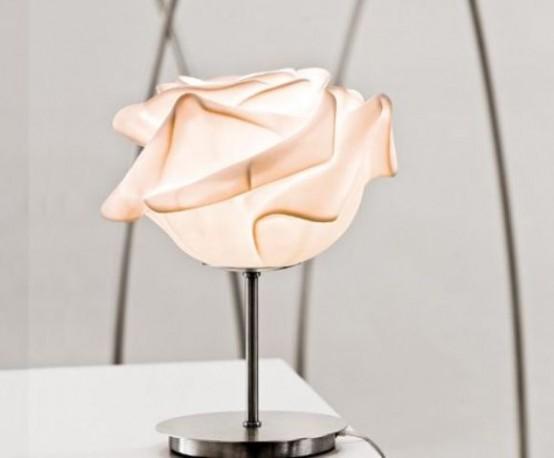 49 vackra blommor inspirerade lampor - DigsDi