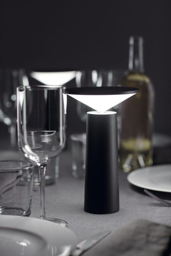 Cocktailbärbart ljus för att lysa upp ditt bord - DigsDi