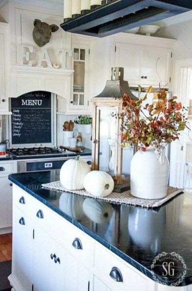 40 underbara kökön dekorera idéer |  Kök ö dekor.