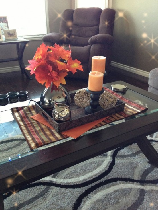72 Idéer för inredning av soffbord för hösten - DigsDi
