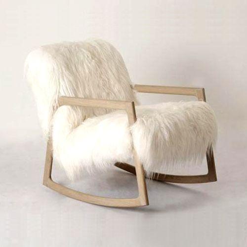 40 bedårande möbler för varma pälsar för höst och vinter |  Vit.