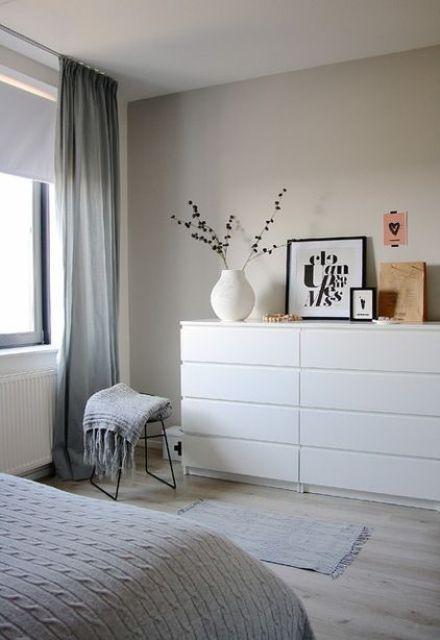 37 sätt att införliva IKEA Malm Dresser i din inredning |  Sovrum.