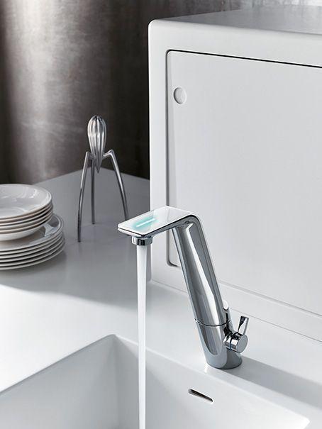 Kök och badrum Trend: 31 flytande kranar |  Kökskranar.