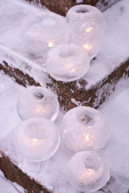 24 Kreativa isjulpynt för utomhusbruk - DigsDi