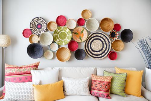9 sätt att dekorera en tom Wa