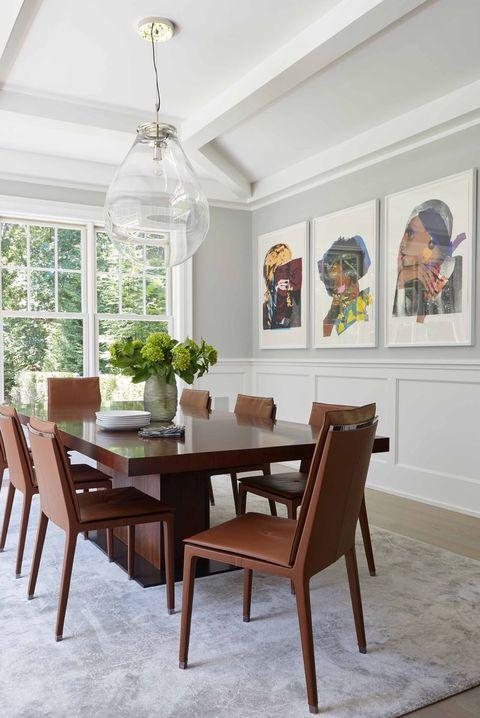 45 bästa väggdekorationsidéer - Hur man dekorerar en stor wa