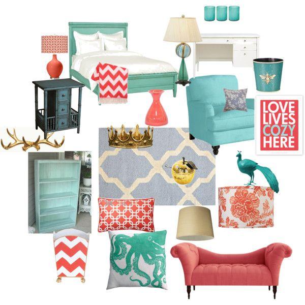 Designerkläder, skor och väskor för kvinnor |  SSENSE |  Korall sovrum.