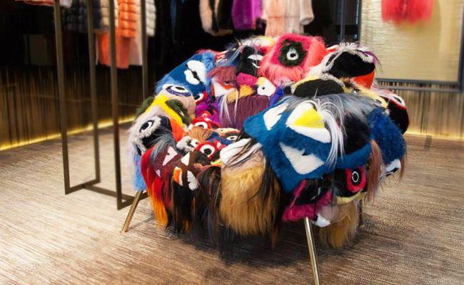 Fendi har alla ögon för dig för Milan Design Week |  Tatler Malays