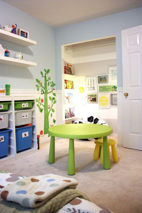 30 söta IKEA-avföringsidéer för barnrum - DigsDi