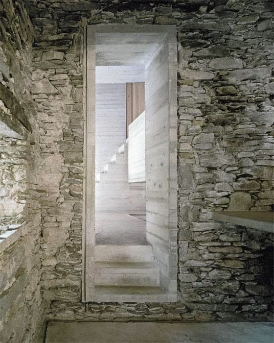 Sommarhus i Linescio, Schweiz |  Gamla stenhus, sten.