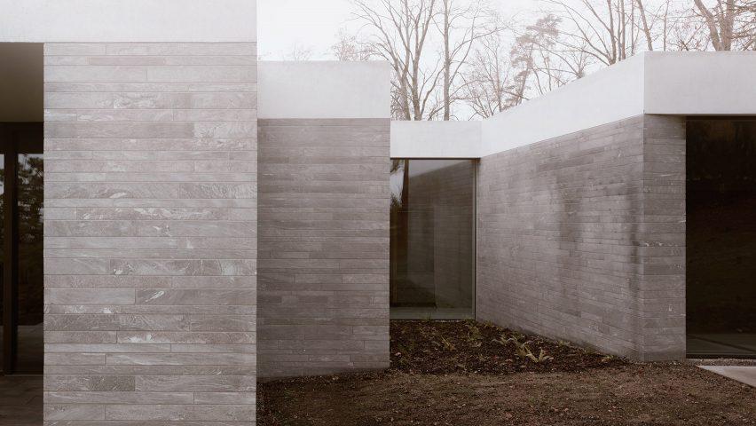 Think Architecture skapar ett minimalt kullehus i Switzerla