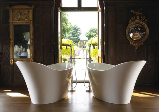 Premium fristående badkar från Victoria & Albert - DigsDi