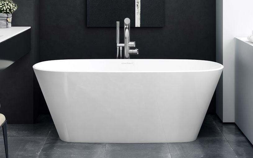Vetralla |  Modernt fristående badkar |  Victoria + Albert USA Anmärkning till.