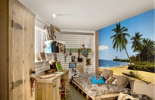 Moderna idéer för tonårsrum och snygga dekorationer för tonårsrum