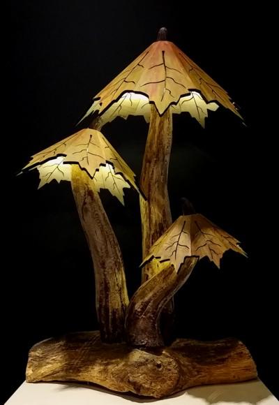 Art Of Lamp - Skulpturella ljusdesigner inspirerade av natu