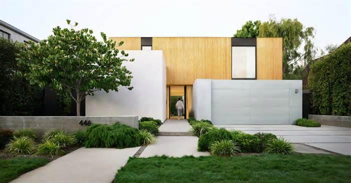 EYRC: s 19th Street House är en lugn tillflyktsort i Kalifornien med en.