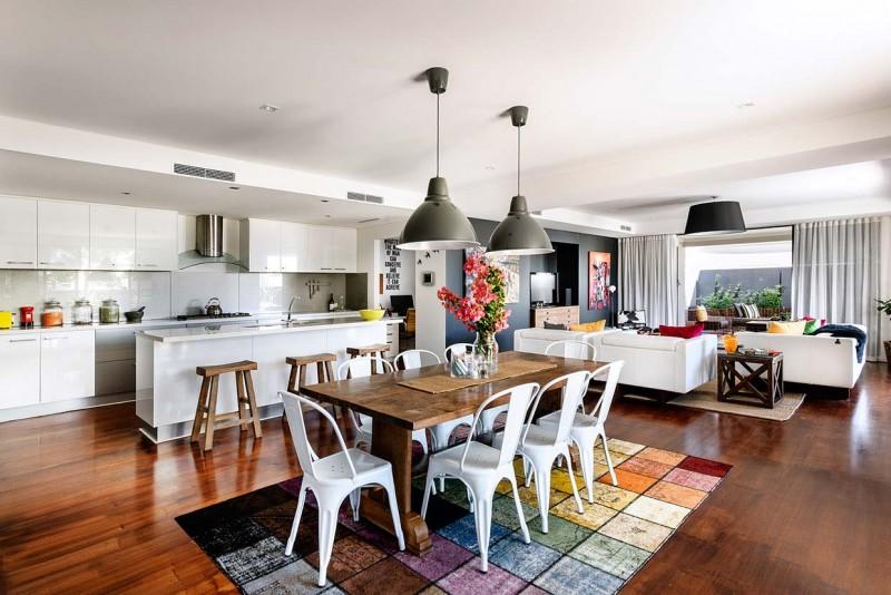 Modernt familjehem - färgglatt och elegant - Perth Austral