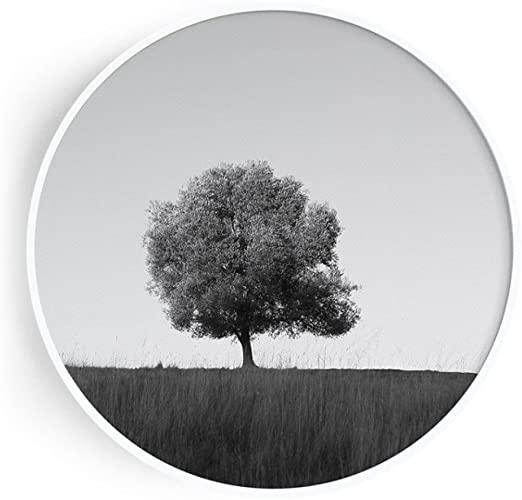 Amazon.com: SUNDAY-QH Dekorativ målning Modern minimalistisk nordisk.