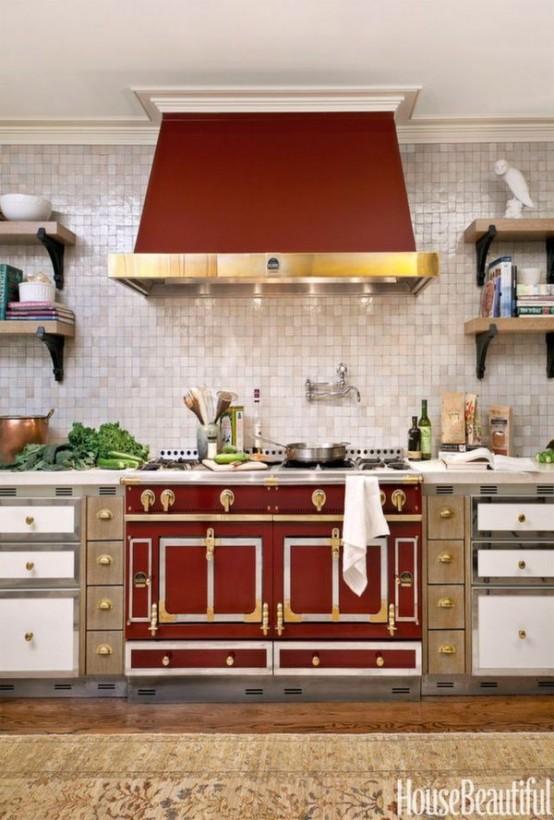Marsala för kök och matsal: 28 designidéer - DigsDi
