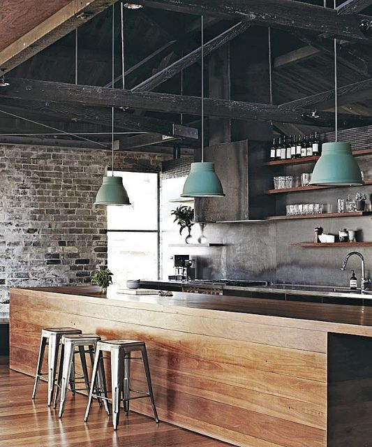 Industrial Chic :: Utility, Simple + Natural |  Industriell.