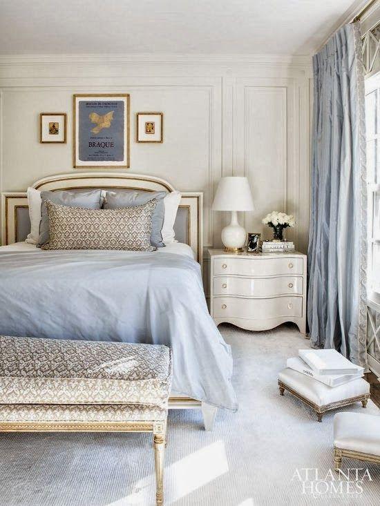 29 romantiska och vackra Provence-sovrumsinredningsidéer |  Hem .
