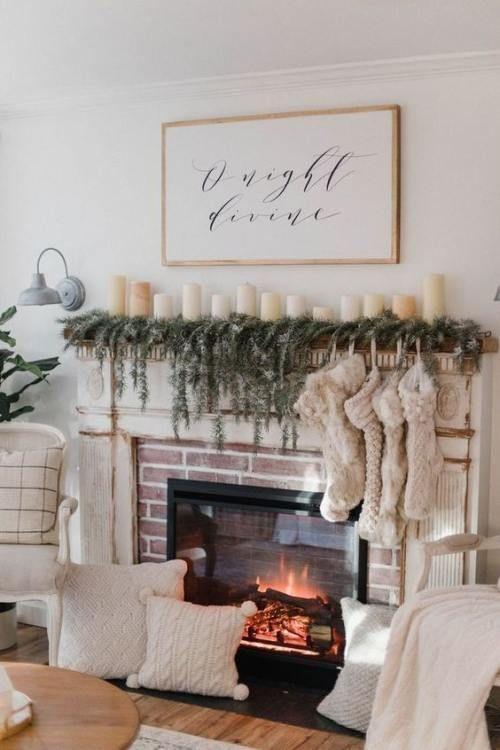 Häftiga sätt att trivas i ditt vardagsrum för vintern, # cool # COZY.