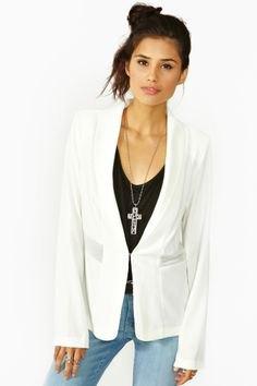 vit blazer jeans outfit