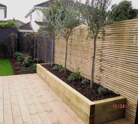 15+ Idéer för trädgårdsscreening för att skapa en skärm för integritetsskydd för trädgården.