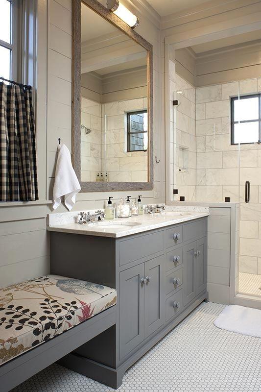 29 Idéer för renovering av badrum i kreativ gårdstil för ditt hem.