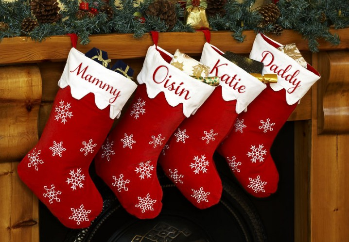 40 underbara julstrumpor dekorationsidéer - allt om.