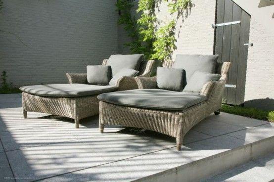 Coola utomhusstolar för sommarnapning |  Fåtölj .