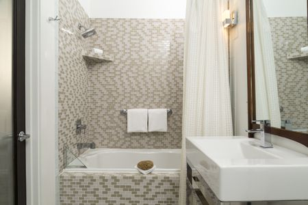 33 Små duschidéer för små hem och små badrockar
