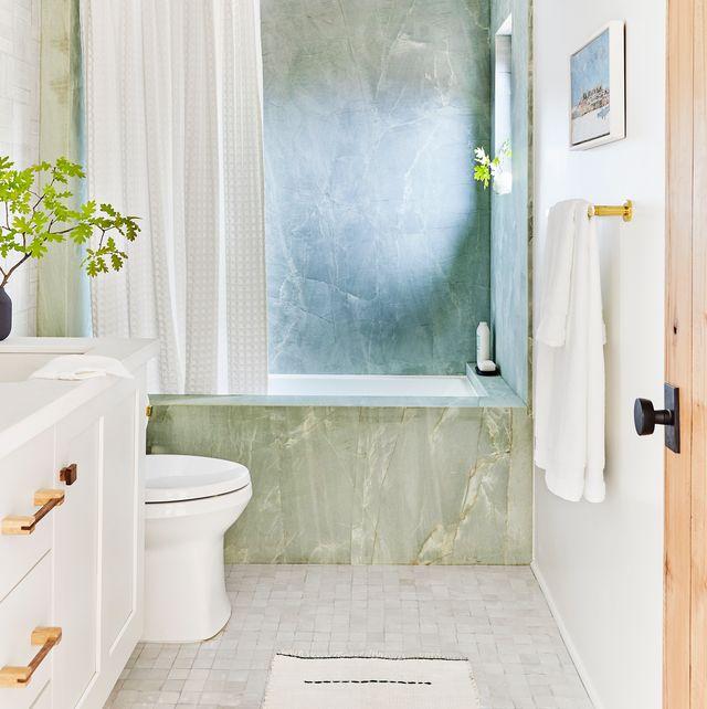35 Idéer för små badrumsdesigner - Solutio för små badrum