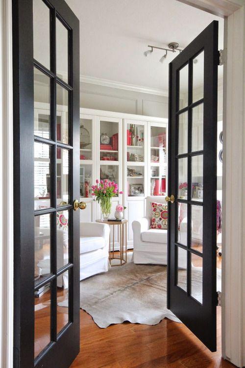 43 Snygga interiörglasdörrar Idéer att rocka - DigsDi