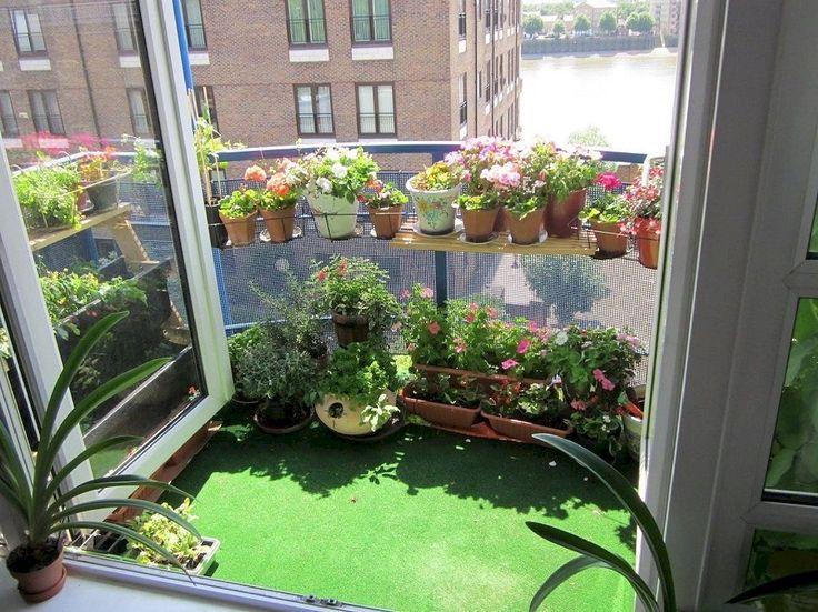 balkong # exteriör # trädgård # rymdbesparing # Fantastisk # Platsbesparande.