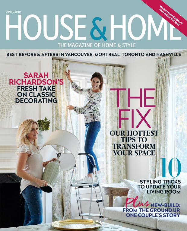 April 2019 - House & Ho