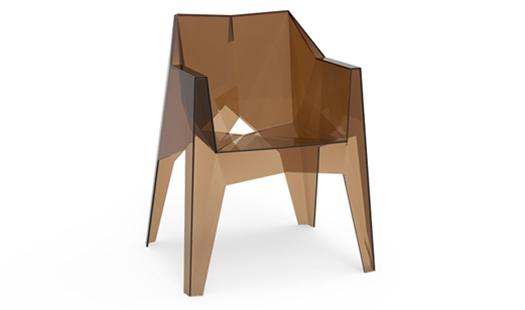 Vondom - Voxel Chair av Karim Rashid |  Norra Ic