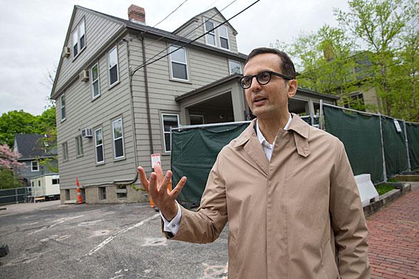 Det här effektiva huset syftar till att producera energi - Harvard Gazet