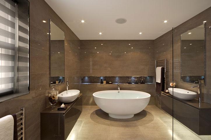 Tips när du väljer badrumsbelysning |  Ombyggnad av Michig