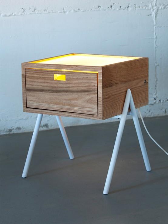 6 moderna och funktionella nattduksbord att köpa nu - DigsDi