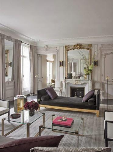 Habitually Chic®: Parisian Chic i sin finaste dröm om att jag.
