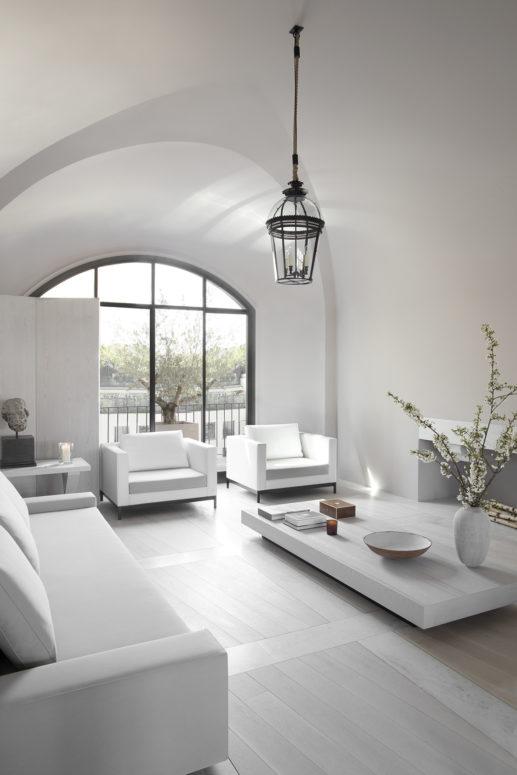 Guillaume Alans Kennedy Apartment Paris är en minimalistens dröm Hou