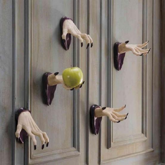 Fantastisk Halloween-dekoration
